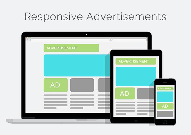 Responsive Advertisements